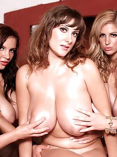 Big Tit Lesbians Pics