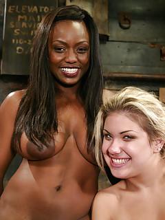 Interracial Lesbians Pics